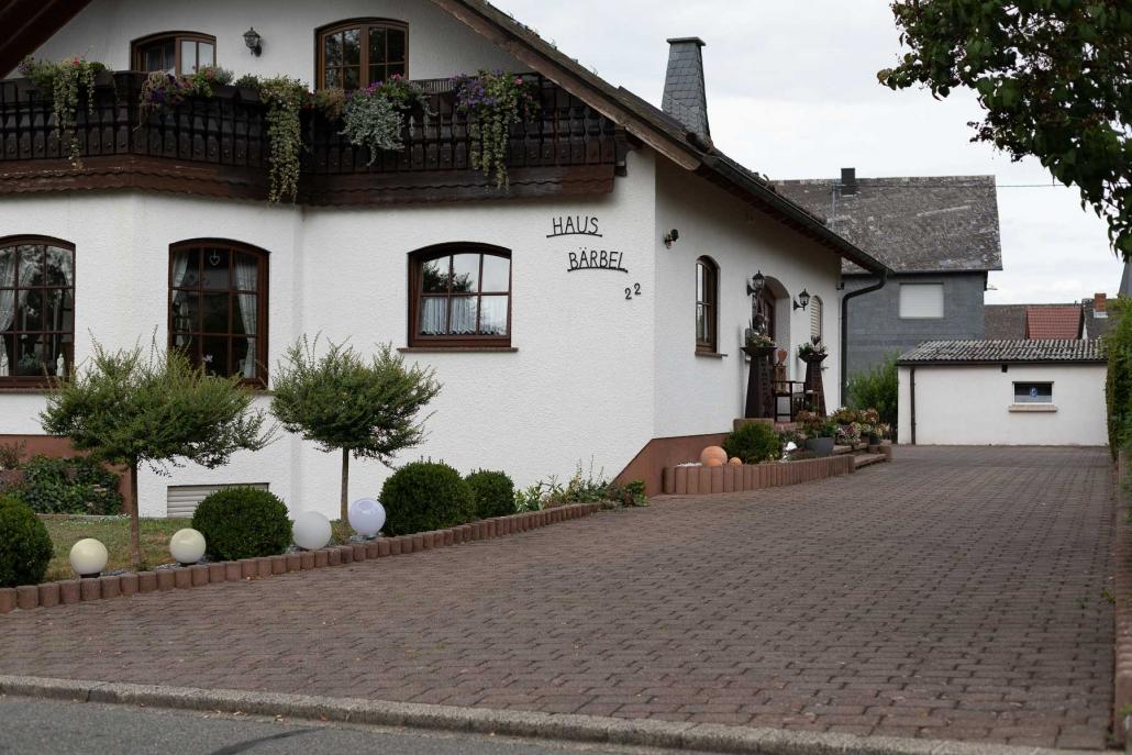 Ferienwohnung / Appartement im Landhaus HEIMISCH / Haus Bärbel
