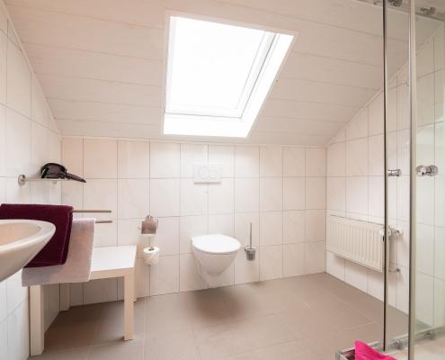 Wohnbeispiel Doppelzimmer - Bad - im Landhaus Heimisch