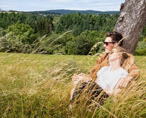Natur PUR erleben! im Hunsrück / Hochwald, im Landhaus HEIMISCH