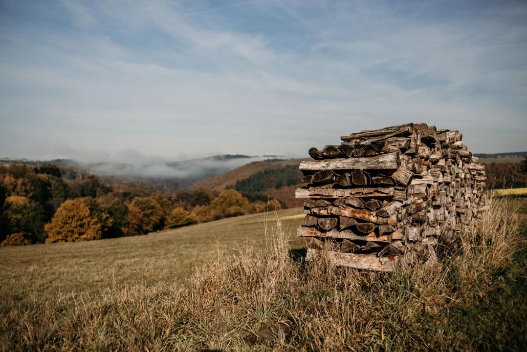 Die Ruhe und Weite des Hunsrücks direkt vor der Tür - Das Landhaus HEIMISCH