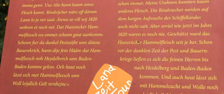 Die LandZeitTour / Traumschleife Nr. 68 von 111