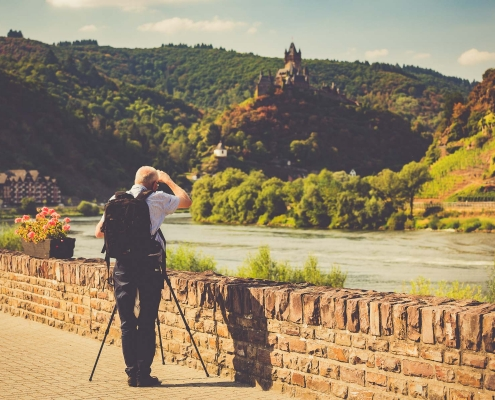 Der Hunsrück und die Mosel bieten viele lohnenswerte Motive für Fotofreunde - Landhaus HEIMISCH