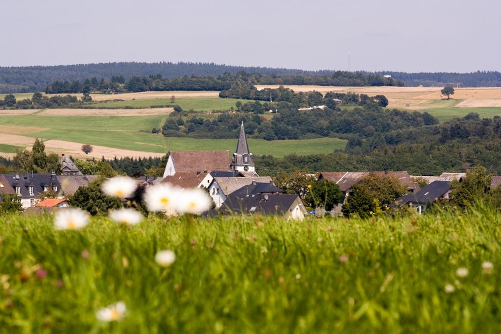 Geisfeld - Das Landhaus HEIMISCH ist ein idealer Ausgangspunkt für einen Wanderurlaub im Hunsrück