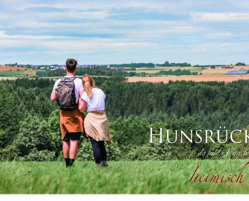 """Hunsrück """"... da fühl ich mich HEIMISCH"""""""