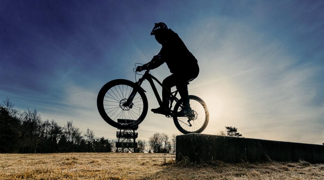 Biker sind willkommen im Landhaus HEIMISCH - es sind nur 10min bis zum neuen Trailpark am Erbeskopf!