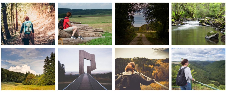Wandern - Fotos